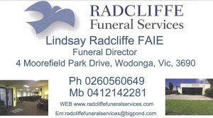 RADCLIFFE PARISH TALK
